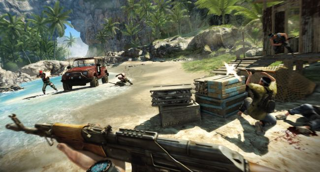 far cry 3 free download for pc full version