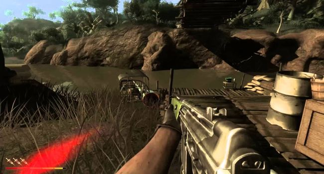 Far Cry 2 - Free Download PC Game (Full Version)