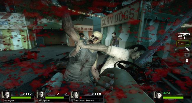 Left 4 Dead 2 - Free Download PC Game (Full Version)