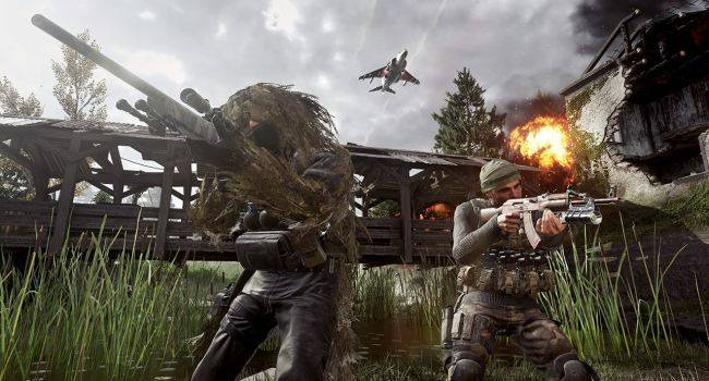 download call of duty modern warfare 1 highly compressed