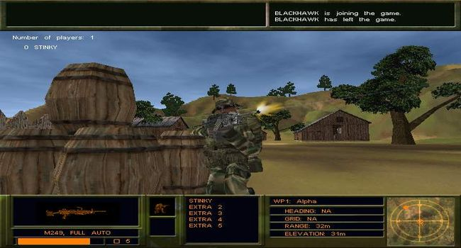delta force 2 game instructions