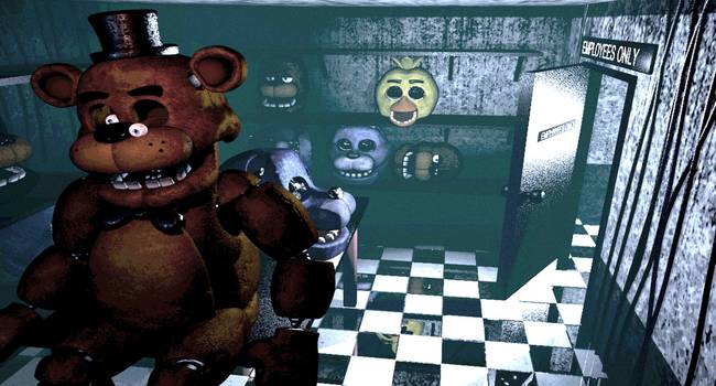 Five nights at freddys 3 download pc | 🥇Five Nights at