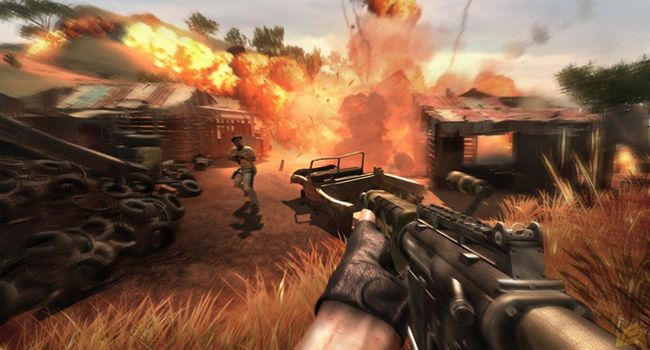 Far Cry 2 Fortune's Edition - Free Download PC Game (Full