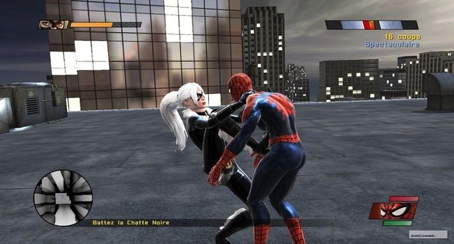 Spiderman Web Of Shadows - Highly Compressed 500 MB - Full ...
