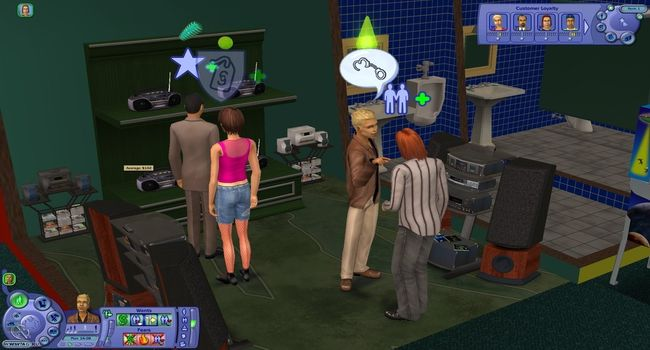 the sims life stories download free