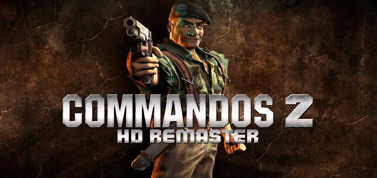 Download Commandos 2 Game - For PC (Full Version)