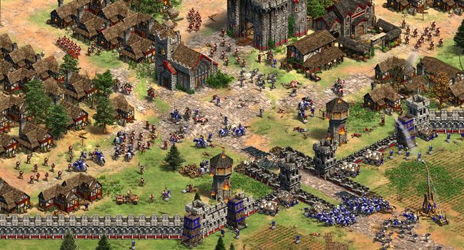 Age Of Empires 2 Definitive Edition Free Download Pc Game Full Version