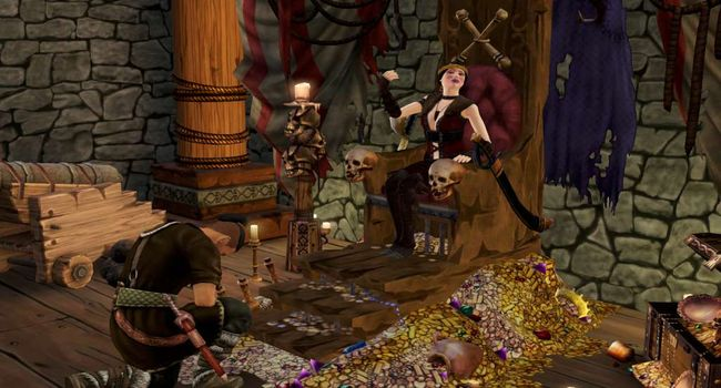 the sims medieval pc games download